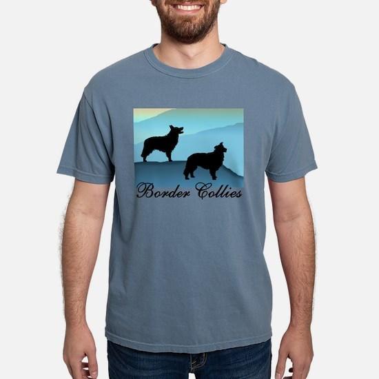 Blue Mt. Border Collies T-Shirt