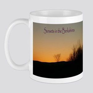Sunsets in the Berkshires Mug