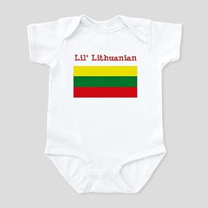 Lithuanian Infant Bodysuit