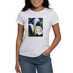 calla lilly art deco flower print T-Shirt