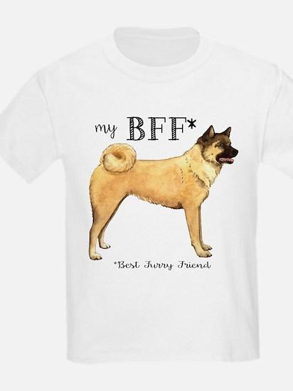 Akita BFF T-Shirt