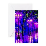 After The Rain Greeting Cards
