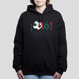 Ole - Football (Soccer) Women's Hooded Sweatshirt