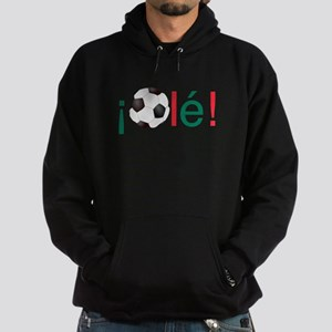 Ole - Football (Soccer) Chant Hoodie (dark)
