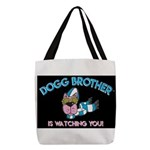 Dogg Brother Polyester Tote Bag