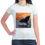 ONLY BAJA Jr. Ringer T-Shirt