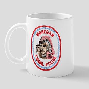 Mohegan Police Mug