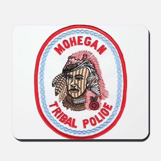 Mohegan Police Mousepad