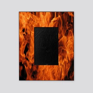 Fire Picture Frame