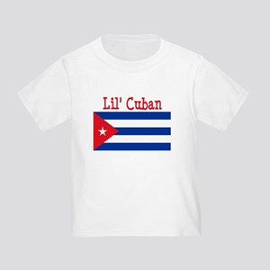 Cuban Toddler T-Shirt