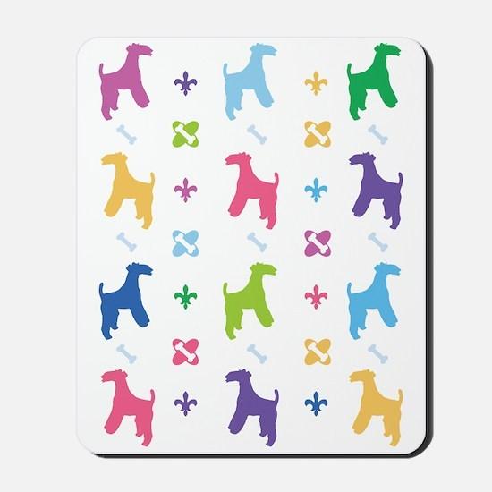 Lakeland Terrier Designer Mousepad