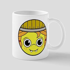 Viking Face Mugs