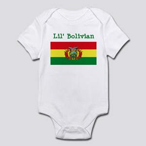 Bolivian Infant Bodysuit