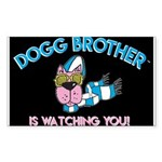 Dogg Brother Stickers
