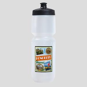 hawaii Sports Bottle