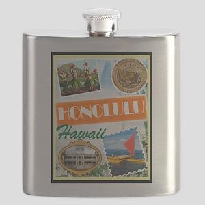 hawaii Flask