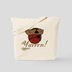 Yarrrn Tote Bag