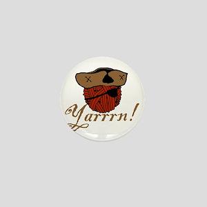 Yarrrn Mini Button