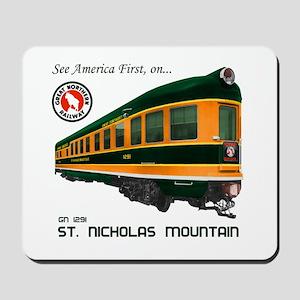 St. Nicholas Mountain Mousepad