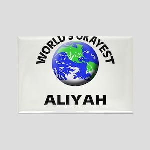 World's Okayest Aliyah Magnets