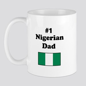 #1 Nigerian Dad Mug