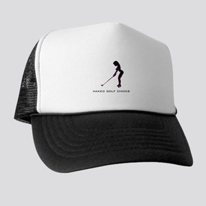 Naked Golf Chicks Trucker Hat