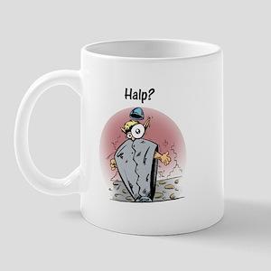 Halp? Mug