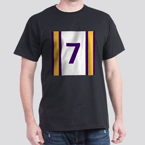 Purple and Gold Seven T-Shirt