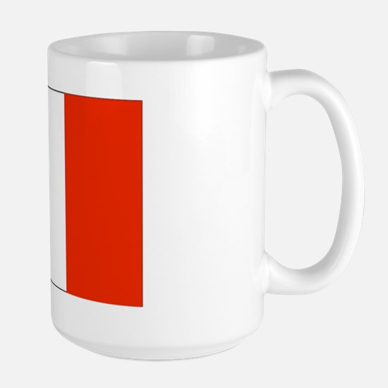 French Flag Large Mug