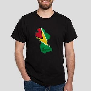 Cool Guyana Dark T-Shirt