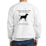 Adopter's Sweatshirt
