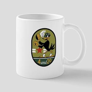 VA-45 Blackbirds Mugs