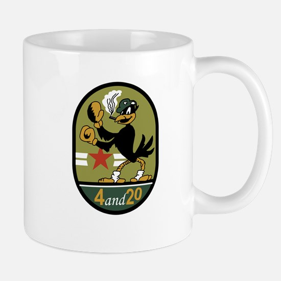 VA-45 Blackbirds Mugs