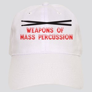 Weapons Mass Percussion Baseball Cap