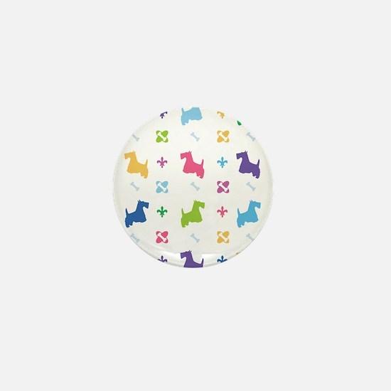 Scottie Designer Mini Button