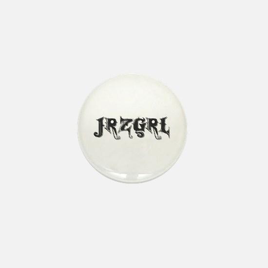 JRZGRL (Jersey Girl) Mini Button