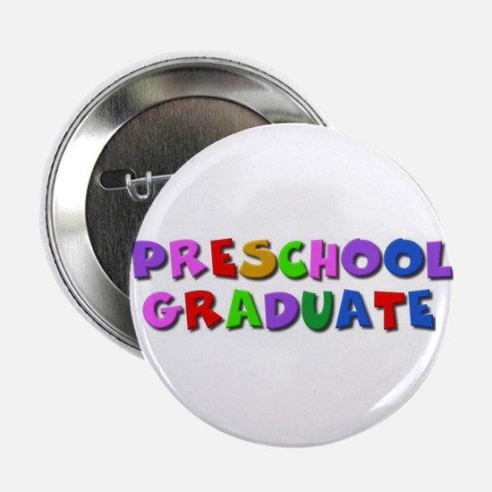 Preschool graduate Button