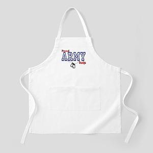 army grandpa BBQ Apron