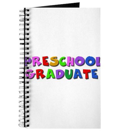 Preschool graduate Journal