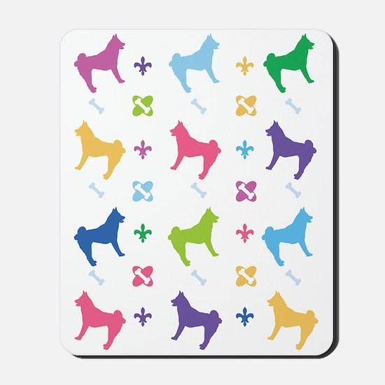 Shiba Inu Designer Mousepad