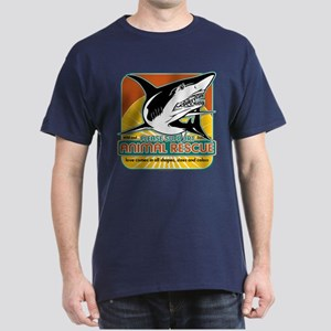Animal Rescue Shark Dark T-Shirt