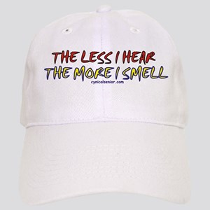 Hear less Smell more Cap