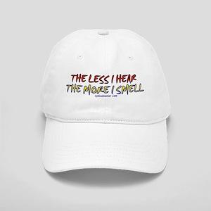 Hear less Smell more Cap