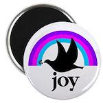 Doves Of Joy Magnet