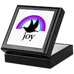 Doves Of Joy Keepsake Box