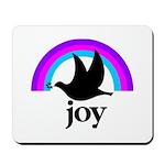 Doves Of Joy Mousepad