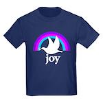 Doves Of Joy Kids Dark T-Shirt