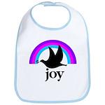 Doves Of Joy Bib
