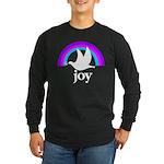 Doves Of Joy Long Sleeve Dark T-Shirt