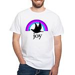 Doves Of Joy White T-Shirt